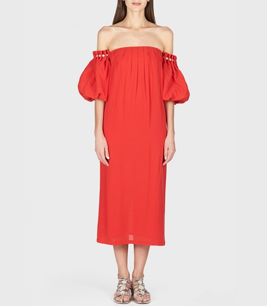 Picture of Freida Off-Shoulder Dress, Picture 2