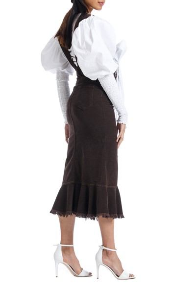 Picture of RANA CORDUROY SKIRT, Picture 2
