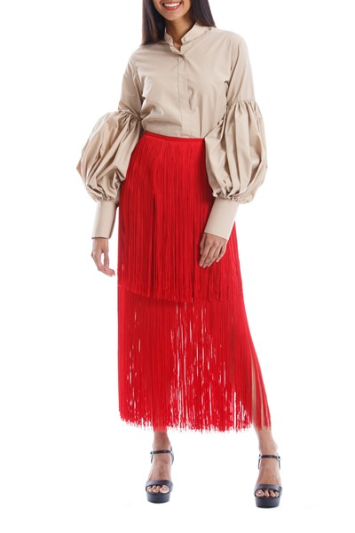 Picture of SOL SKIRT RED, Picture 1