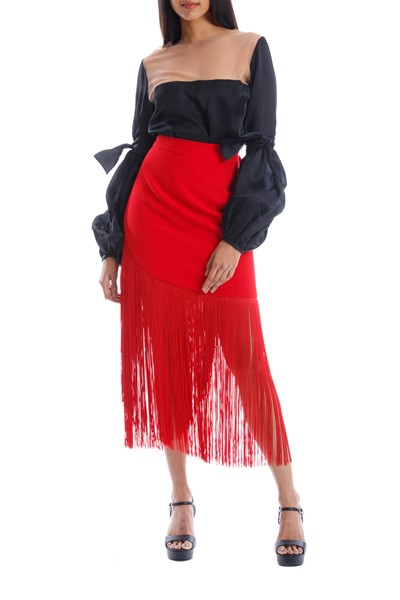 Picture of COSTOMAR SKIRT RED, Picture 1