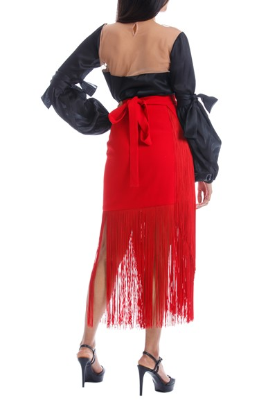 Picture of COSTOMAR SKIRT RED, Picture 3