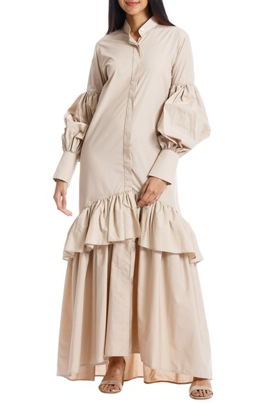 Picture of AMADA DRESS KHAKI, Picture 2