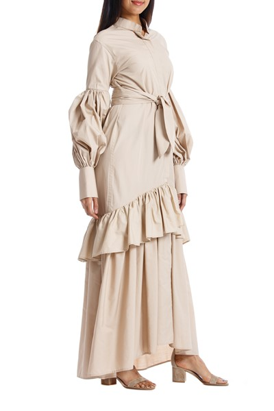 Picture of AMADA DRESS KHAKI, Picture 3