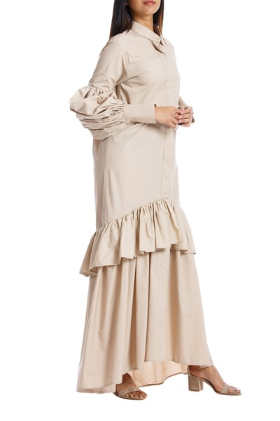 Picture of AMADA DRESS KHAKI, Picture 4