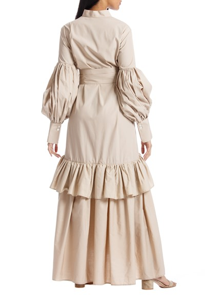 Picture of AMADA DRESS KHAKI, Picture 7