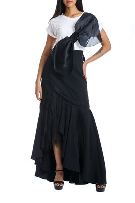 Picture of SAUCE SKIRT BLACK