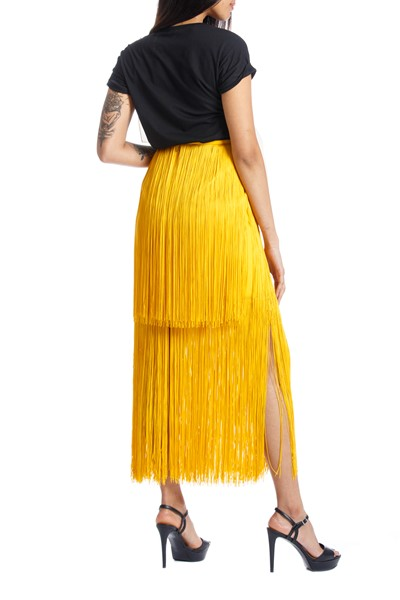 Picture of SOL SKIRT YELLOW, Picture 6