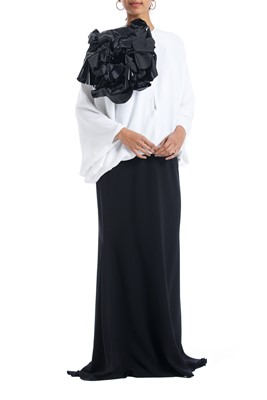 Picture of AIETA LONG SLEEVE TOP AND SKIRT