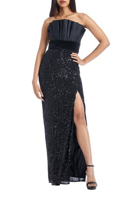 Picture of JACE SEQUIN GOWN