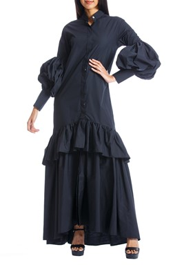 Picture of AMADA DRESS BLACK