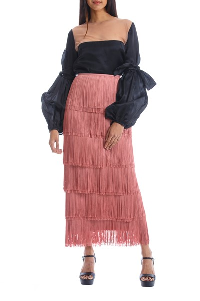 Picture of LUVIA SKIRT PINK, Picture 1