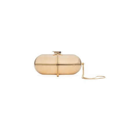 Picture of PILL BAG -GOLD