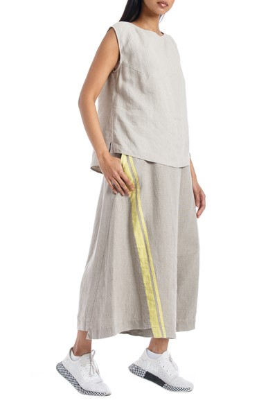 Picture of LINEN PANTS MATTECO, Picture 1