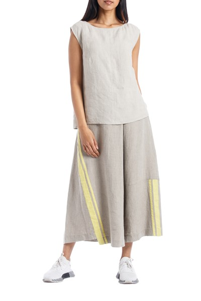 Picture of LINEN PANTS MATTECO, Picture 2
