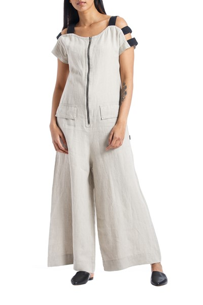 Picture of LINEN JUMPSUIT MASSIMO, Picture 1