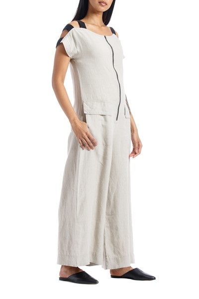 Picture of LINEN JUMPSUIT MASSIMO, Picture 2