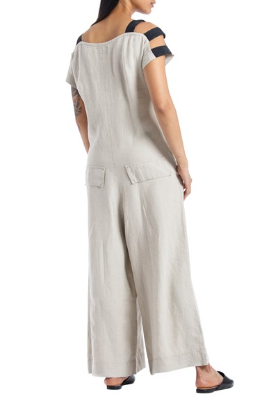 Picture of LINEN JUMPSUIT MASSIMO, Picture 3