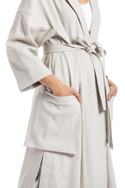 Picture of LINEN COAT, Picture 3