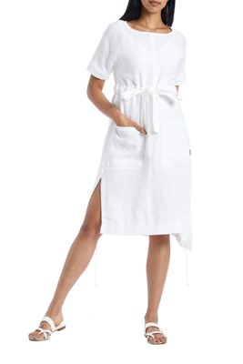 Picture of LINEN DRESS ANDRA
