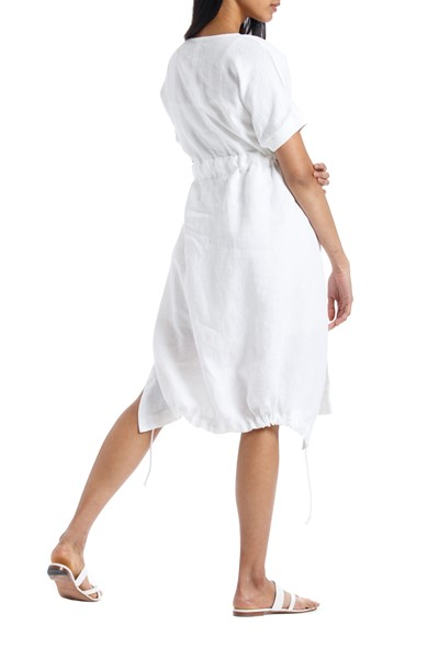Picture of LINEN DRESS ANDRA, Picture 4