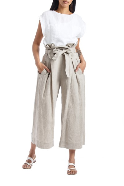 Picture of LINEN CULOTTES LUIS, Picture 2
