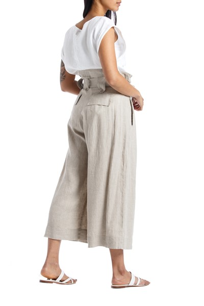 Picture of LINEN CULOTTES LUIS, Picture 4