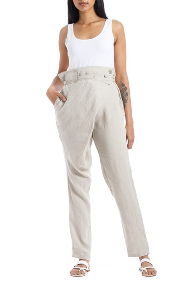 Picture of LINEN PANTS SL2630, Picture 1
