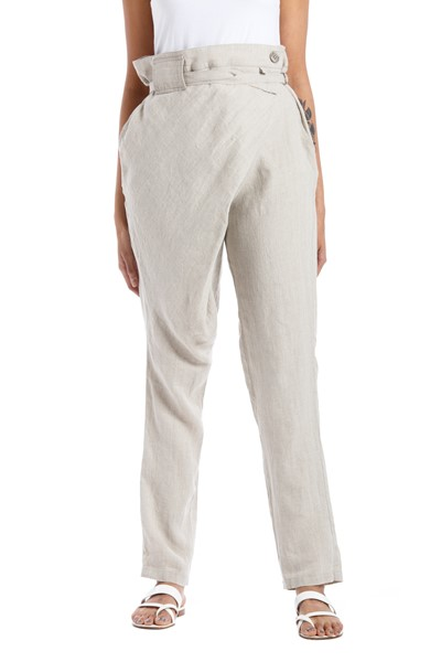 Picture of LINEN PANTS SL2630, Picture 2
