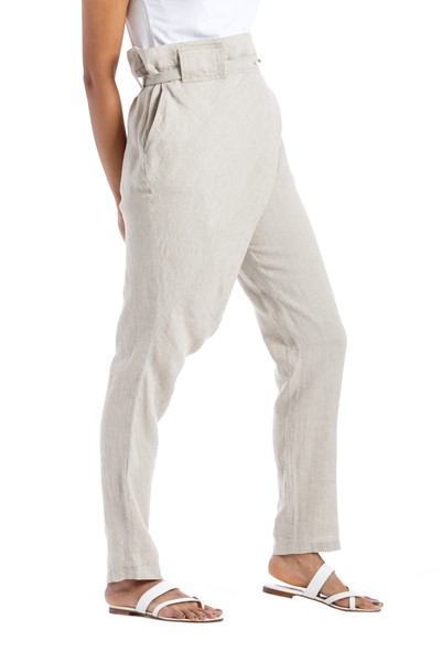 Picture of LINEN PANTS SL2630, Picture 3