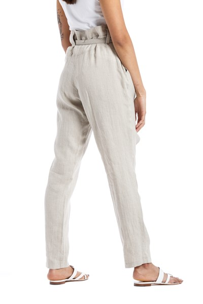 Picture of LINEN PANTS SL2630, Picture 4