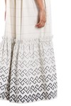 Picture of ELECTRA DRESS GREY MEANDER