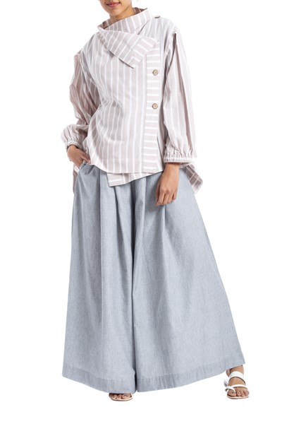 Picture of  Pleated Pant Ghera Y, Picture 1