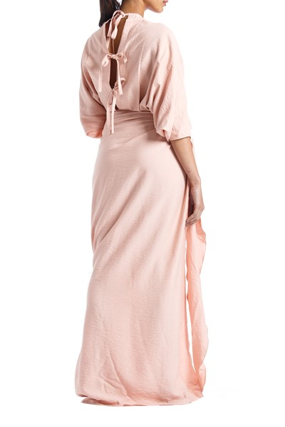Picture of WRAP DRESS, Picture 4
