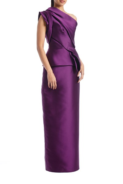 Picture of MOSQUEY DRESS PURPLE, Picture 2