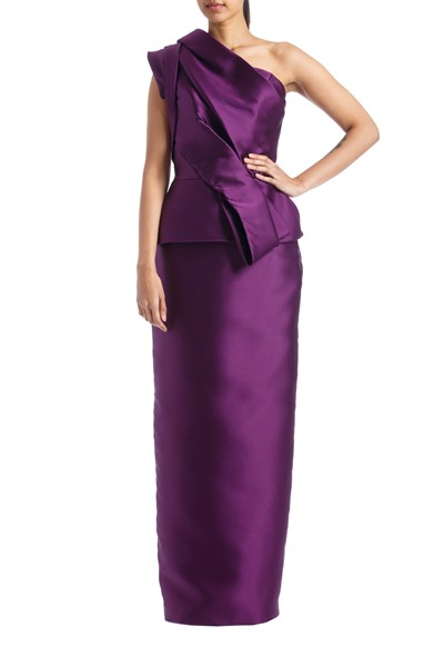 Picture of MOSQUEY DRESS PURPLE, Picture 1