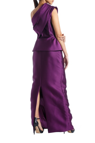 Picture of MOSQUEY DRESS PURPLE, Picture 4