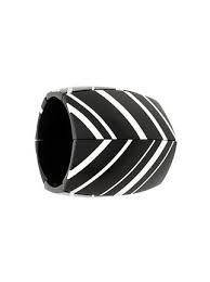Picture of STRIPED EBONY CUFF BRACELET, Picture 2