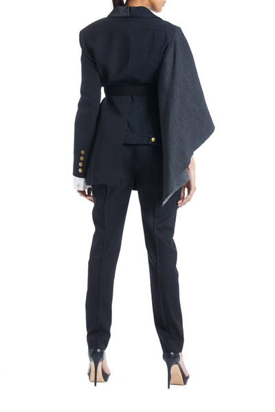 Picture of Hybrid Cape Tuxedo  Jacket , Picture 4