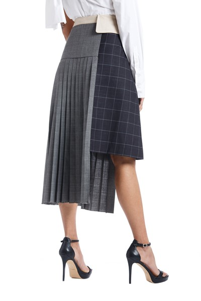 Picture of Hybrid Pleated Skirt , Picture 3