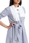 Picture of Asymmetric Shirt Dress