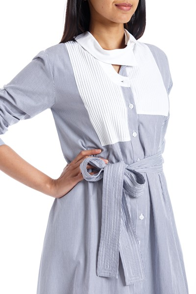Picture of Asymmetric Shirt Dress , Picture 3