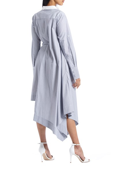 Picture of Asymmetric Shirt Dress , Picture 4
