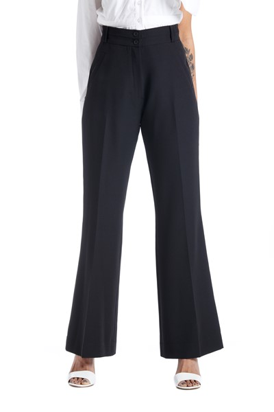 Picture of Flared Leg Stretch Pant , Picture 2