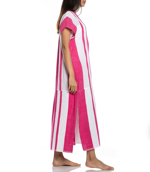 Picture of ZOYA OPEN NECK CAFTAN, Picture 4