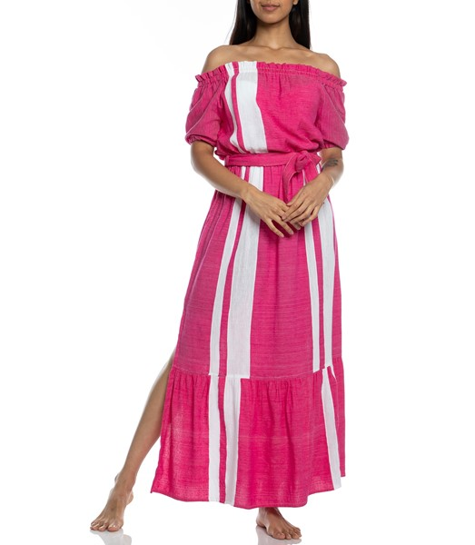 Picture of ZOYA OFF SHOULDER DRESS, Picture 2