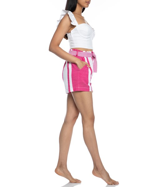 Picture of ZOYA TIE BELT SHORTS, Picture 4