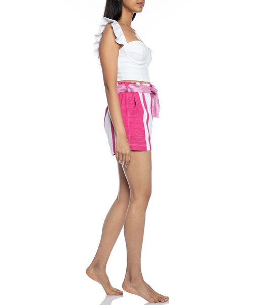 Picture of ZOYA TIE BELT SHORTS, Picture 5