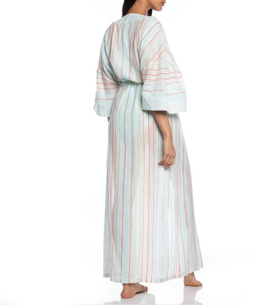 Picture of LONG KAFTAN STRIPED FABRIC, Picture 6