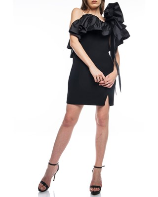 Picture of Short Dress Black