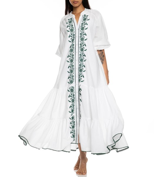 Picture of VILLAYA LINEN MAXI DRESS , Picture 2